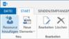 Auslastung - Neue Ressourcen Hinzufügen Button