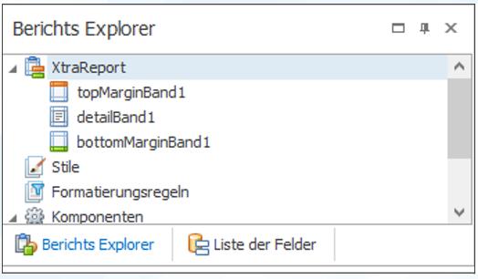 Berichtsexplorer