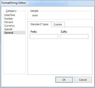 Format String Editor