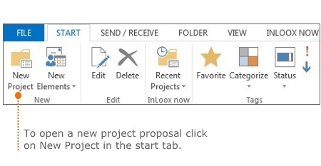 How to submit a project proposal