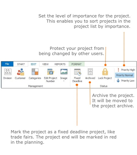Add other project information