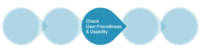 Project Management Software Research Step 6: Check User-Friendliness & Usability