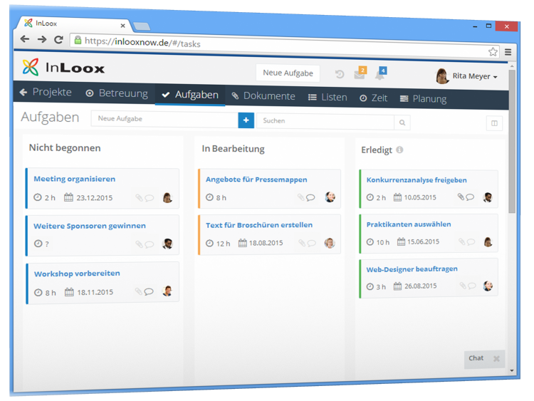 InLoox - Collaboration Software