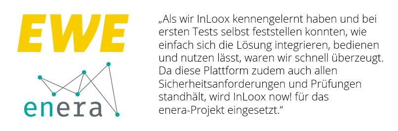 InLoox Referenz: Energiewende-Projekt unter Führung der EWE AG wird dank InLoox now! agil unterstützt