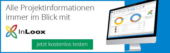 Alle Projektinformationen immer im Blick mit InLoox für Outlook, Web und Smartphone