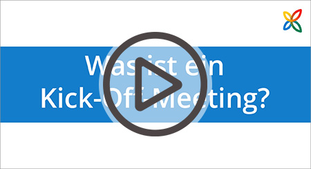 Video zum Kick-Off-Meeting ansehen