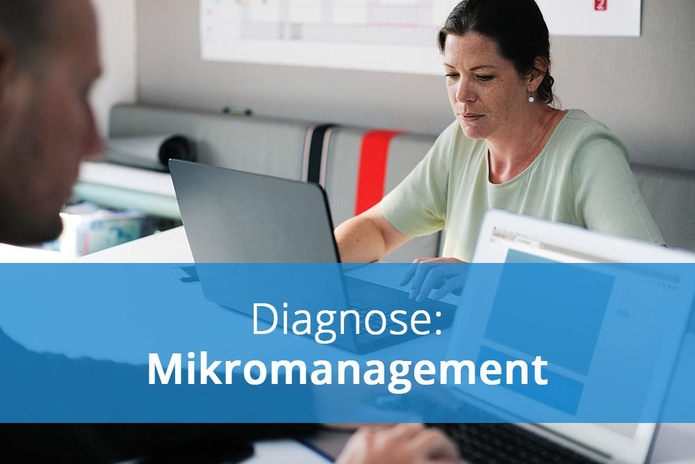 Diagnose Mikromanagement? So schwimmen Sie sich frei