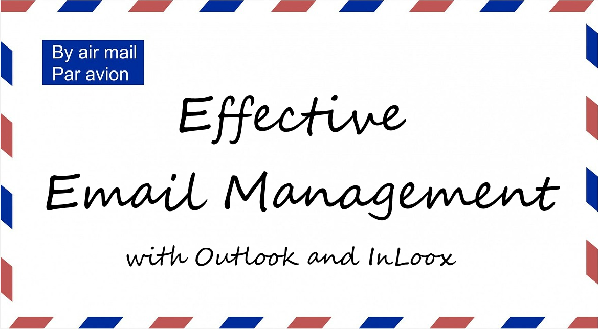 Effective Email Management with Outlook and InLoox