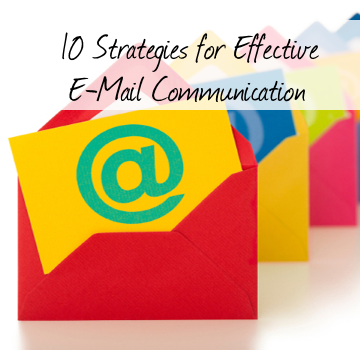 10 Strategies for Effective E-Mail Management - InLoox
