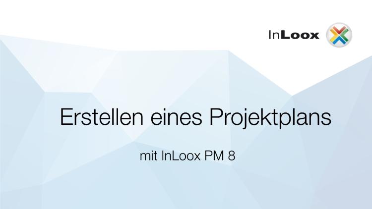 Gantt-Ansicht in InLoox PM 8