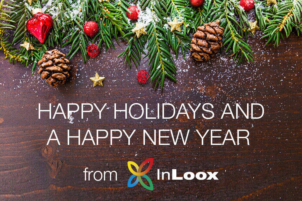 Happy Holidays and a Happy New Year from the InLoox Team!