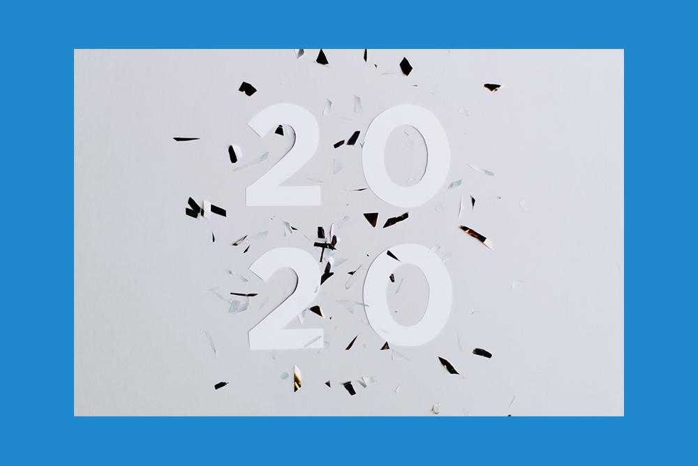 Das InLoox-Team wünscht ein frohes und erfolgreiches neues Jahrzehnt!