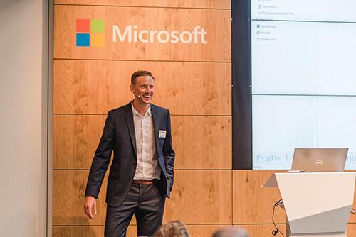InLoox Insider Tag 2018 in Berlin: Jörg Stöpel, Account Manager, InLoox GmbH