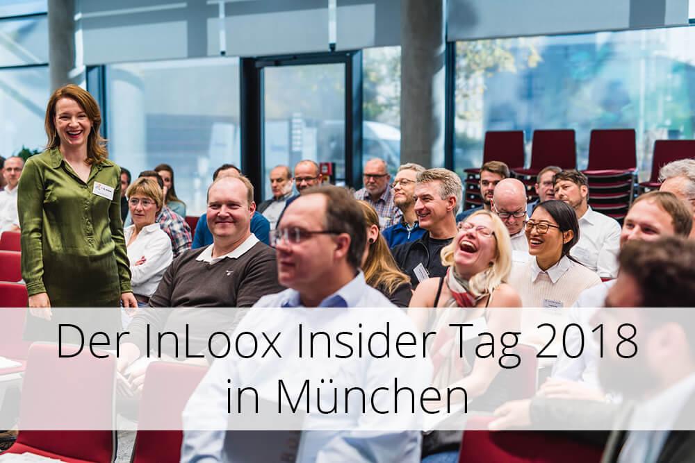 Rückblick auf den InLoox Insider Tag 2018 in München