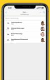 InLoox Mobile App für iOS und Android:  Zeiterfassung