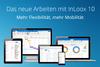 Das neue Arbeiten mit InLoox 10: Mehr Flexibilität, mehr Mobilität