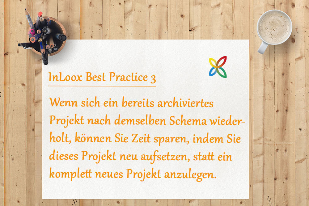 InLoox Best Practice 3