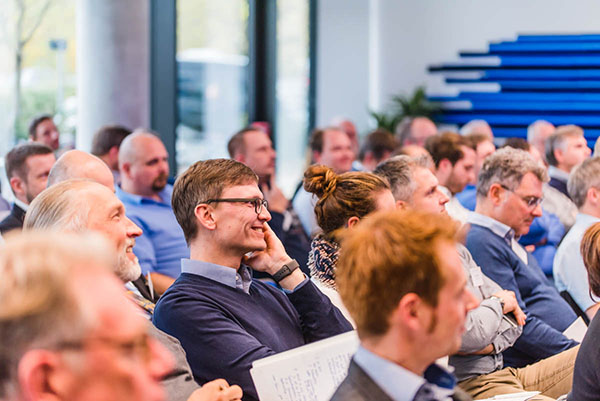 InLoox Insider Tag 2017: Das Publikum