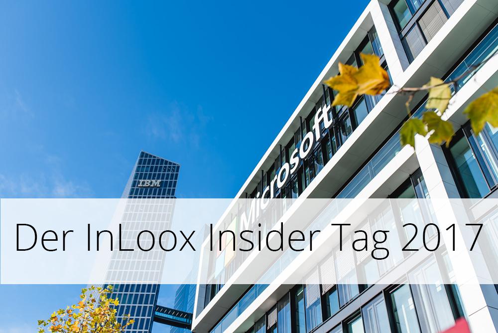 Der InLoox Insider Tag 2017