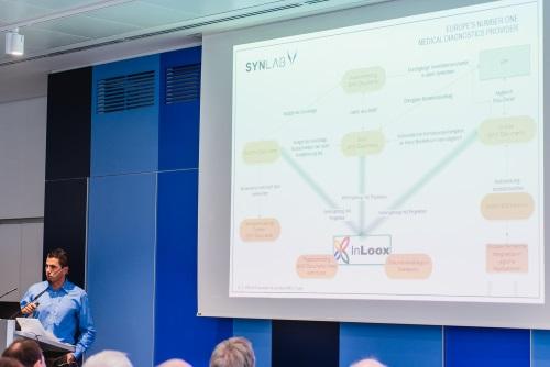 Kundenvortrag 1: Integriertes Projektmanagement mit InLoox bei Synlab (Rainer Schmidl, Synlab Holding Deutschland GmbH)