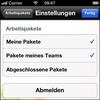 InLoox Mobile Apps - Zusammenarbeit