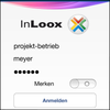 InLoox Mobile Apps - Verbindung zum Projektserver