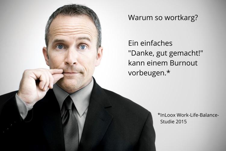 InLoox Work-Life-Balance-Umfrage: Wertschätzung beugt Burnout vor