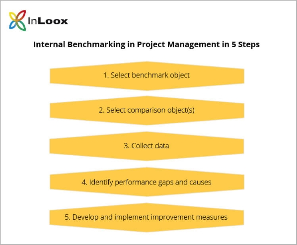 Internal Benchmarking in Project Management