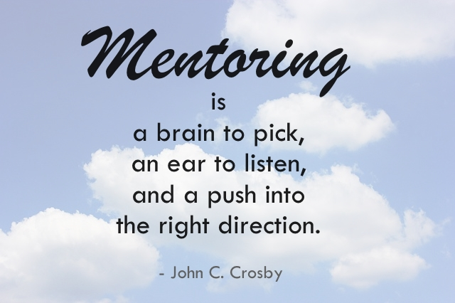 Mentoring Quote