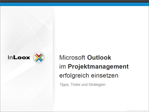 Microsoft Outlook im Projektmanagement erfolgreich einsetzen