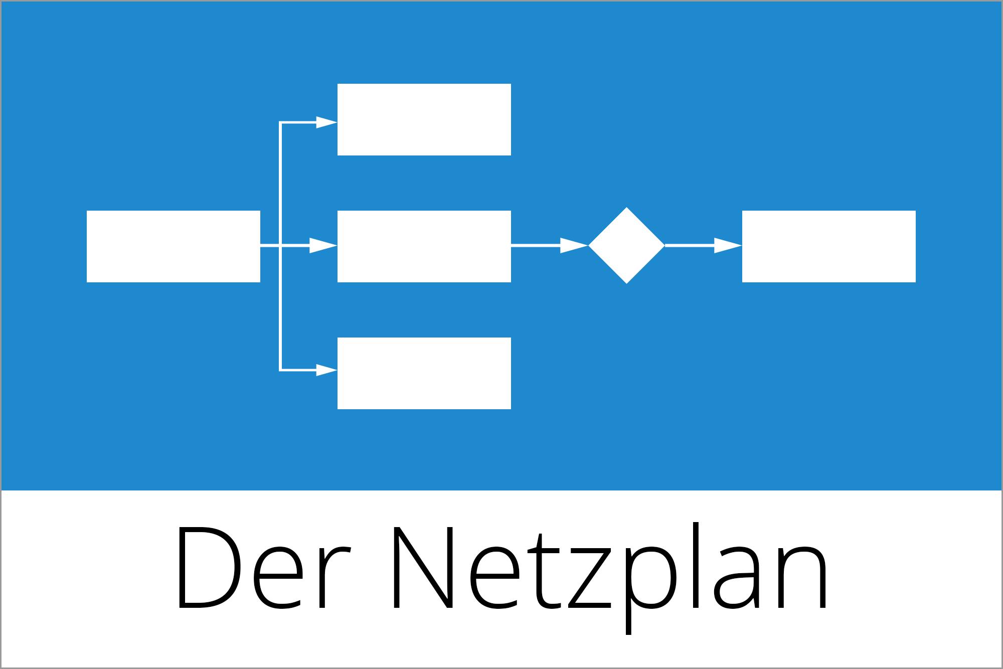 Einführung ins PM (10): Was ist ein Netzplan und wie funktioniert die Netzplantechnik?