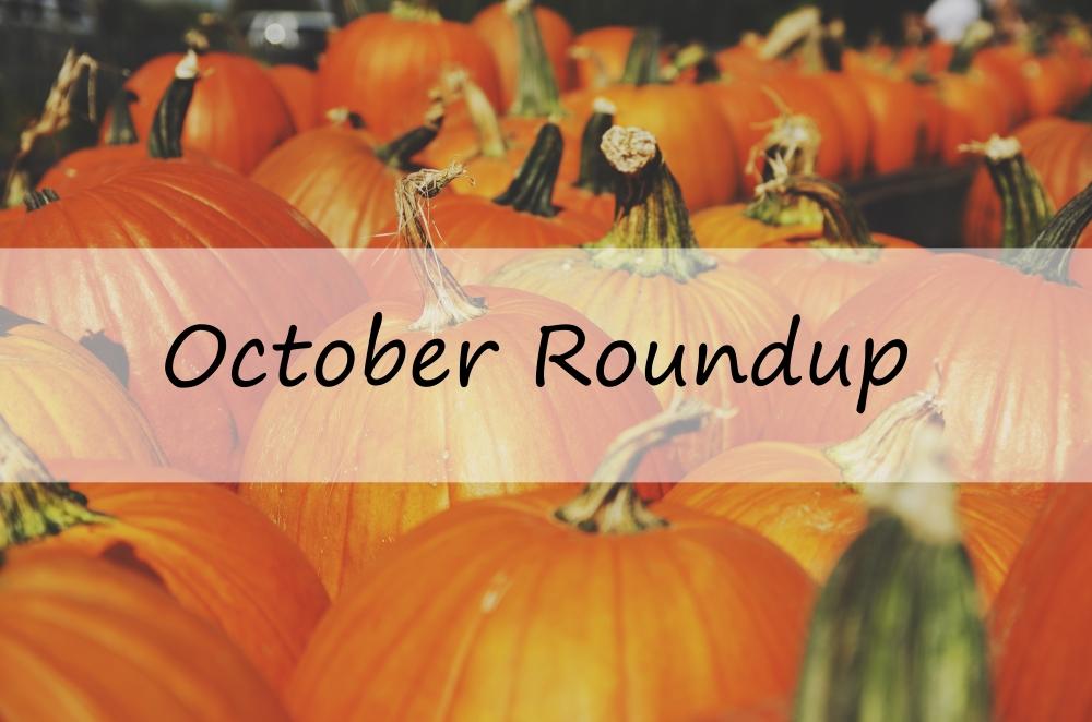 October 2015 Roundup