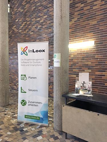 PM Camp München 2017 - InLoox als Sponsor