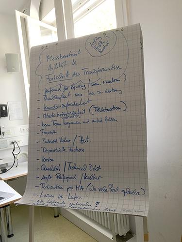 PM Camp München 2017 - Session Agile messen mit Marcus Raitner