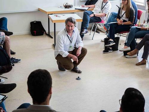 PM Camp München 2017 - Session Einführung in Agile mit Michael Cramer 1