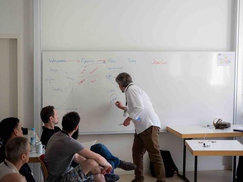 PM Camp München 2017 - Session Einführung in Agile mit Michael Cramer 2