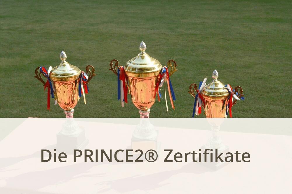 PM-Zertifizierung Teil 3: PRINCE2® Zertifizierung