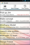 Productive teams: Work packages