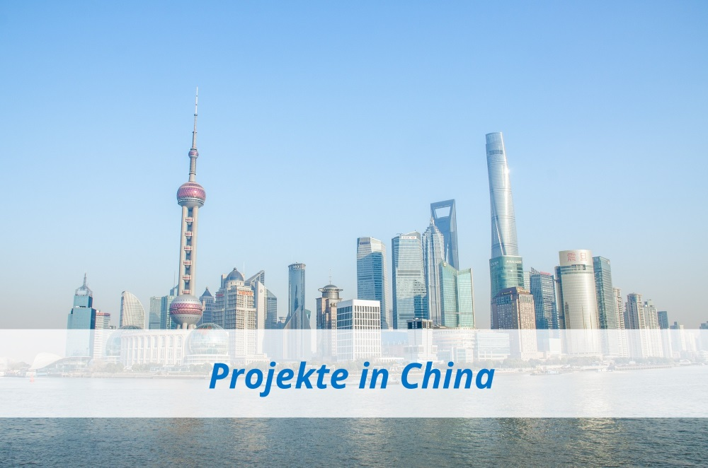 Projektmanagement Know-How China