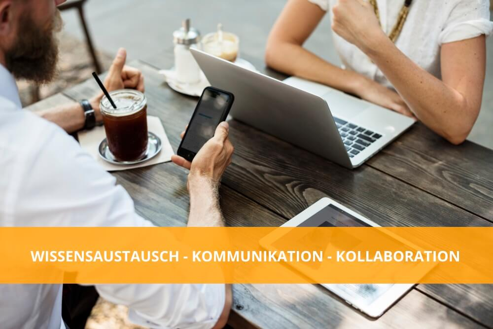 Mit Social Learning, ESNs und Social Collaboration zum Erfolg