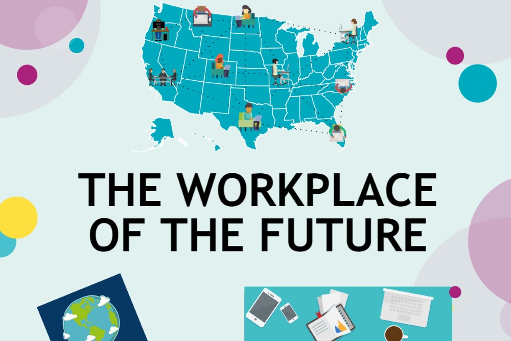 The Workplace of the Future: Mobile, Digital and Diverse [Infographic]