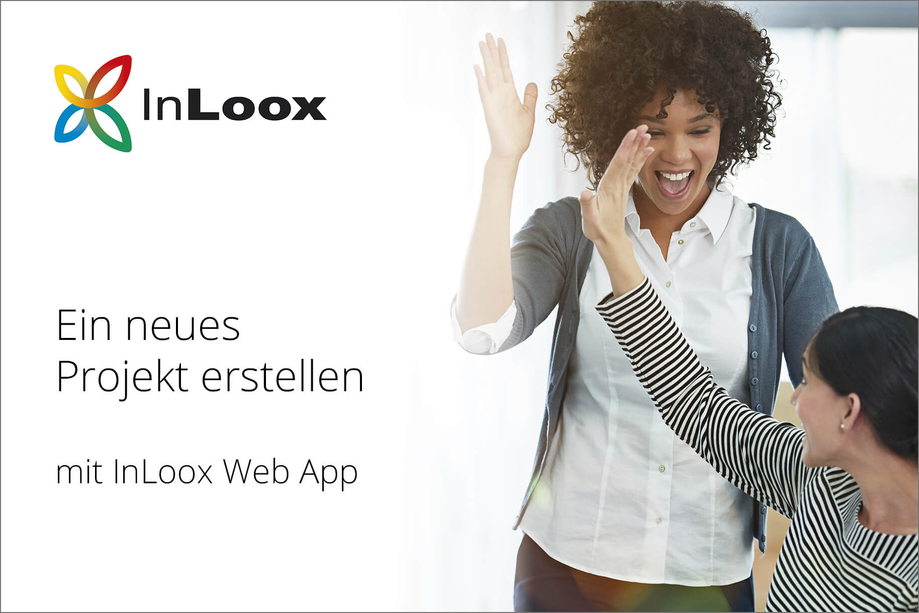 Video-Tutorial: Ein neues Projekt mit InLoox 10 Web App anlegen