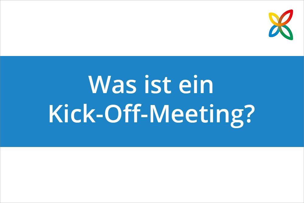 Neues InLoox Video: Was ist eigentlich ein Kick-Off-Meeting?