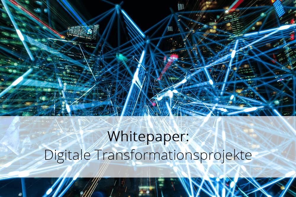 InLoox Whitepaper: Digitale Transformationsprojekte - So führen Sie Ihr Unternehmen erfolgreich in die Zukunft