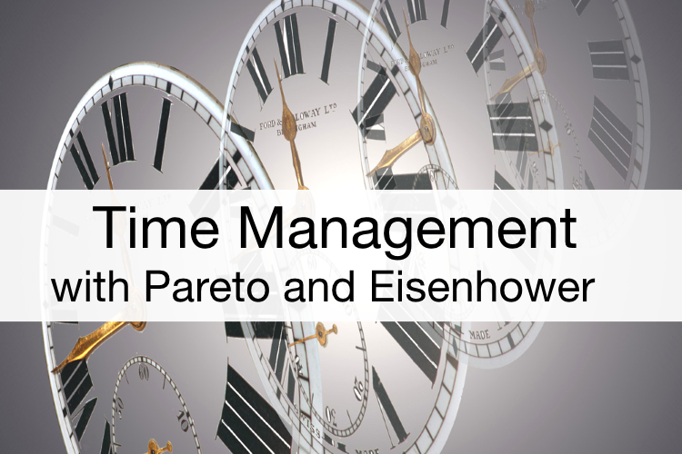 Effective Time Management with Pareto and Eisenhower | InLoox