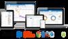 InLoox wurde entwickelt für Microsoft Office, Office 365, Outlook, Web-Browser und iOS & Android