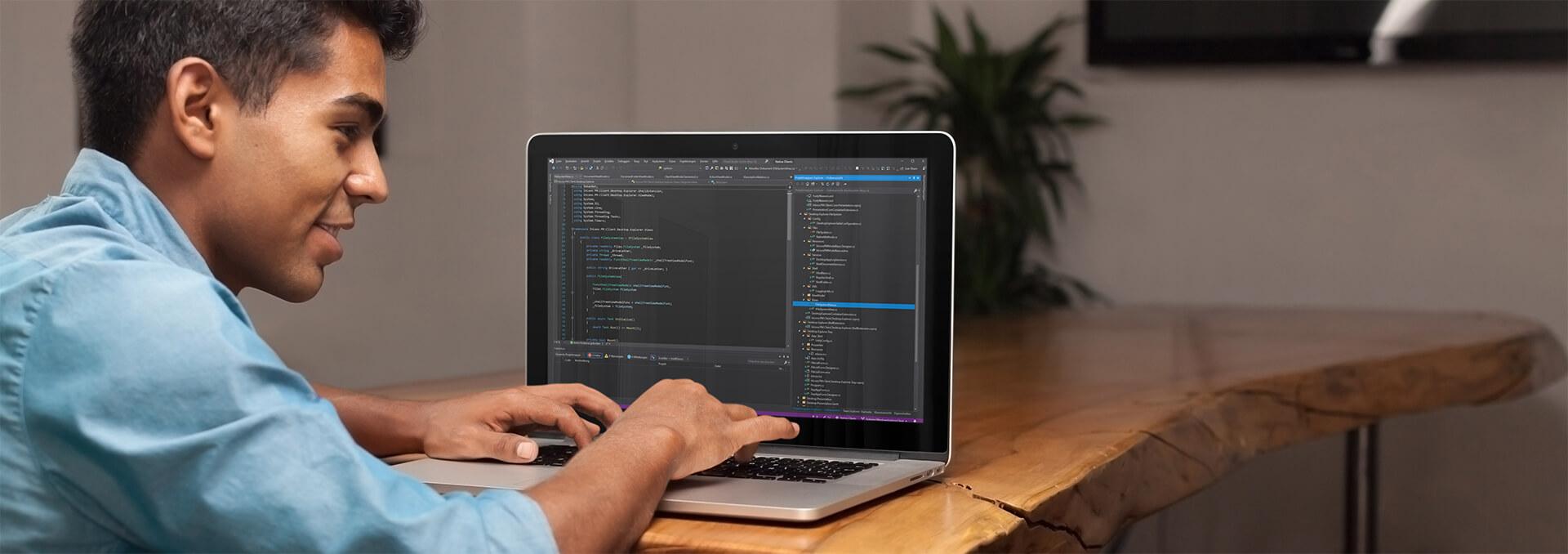 Fang' bei InLoox als C# / .Net-Entwickler an!