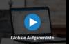 Video: Die globale Aufgabenliste