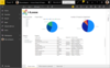 InLoox Power BI Report: Project Status