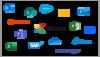 Integrationen plus individuelle Schnittstellen über die InLoox API